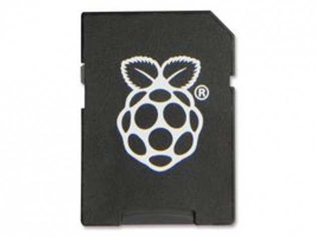 Carte MicroSD Raspberry Pi B+ 8GB NOOBS, JAVA