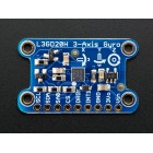 Adafruit gyroscope 3 axes L3GD20H
