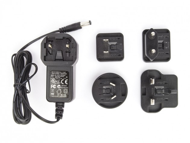 Wall Adapter Power Supply 9VDC 1A International Plug