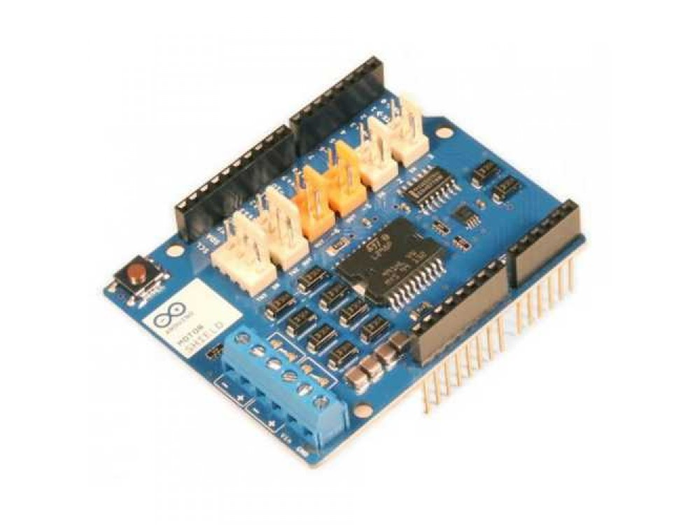 Arduino motor shield r3 for Arduino servo motor shield