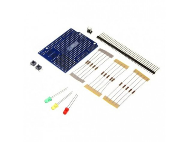 Arduino Proto Kit Shield Rev3