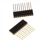 Stackable Header 10 pin 14.5mm 2 pcs