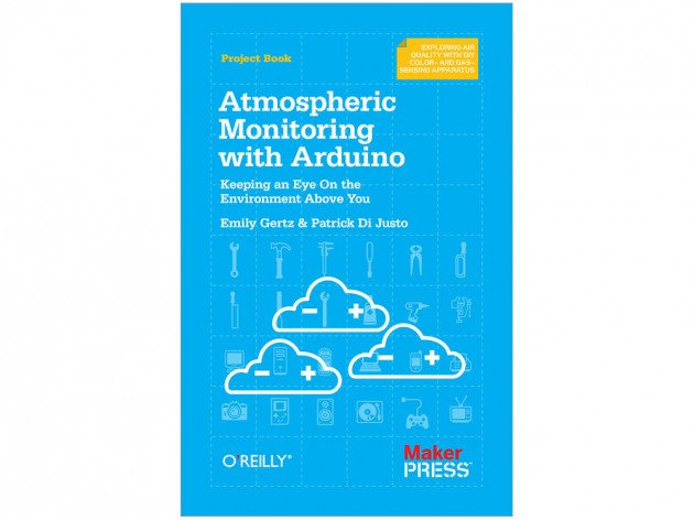 Livre Atmospheric Monitoring With Arduino