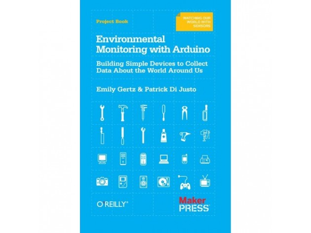 Livre Environmental Monitoring With Arduino