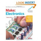MAKE: Electronics: Learning Through Discovery Book