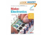 Livre MAKE: Electronics: Learning Through Discovery