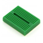 Breadboard 170 Tie Points Green