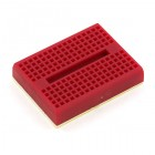 Breadboard 170 Tie Points Red