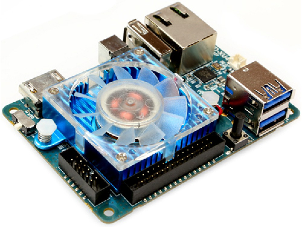 Odroid Xu4 Single Board Computer