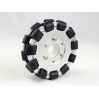 Nexus Robot 127 mm Double Aluminum Omni Wheel bearing rollers
