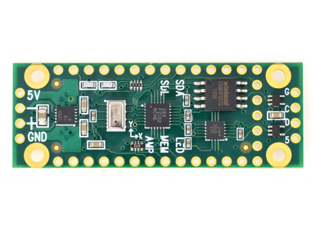 Teensy Prop Shield With Motion Sensors