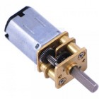 Micro Metal Gearmotor (Low Power)