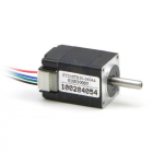 Stepper motor - NEMA 8, 20²x30mm