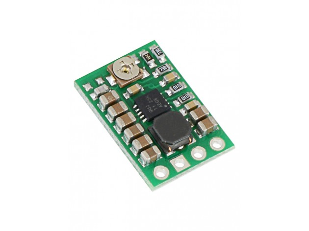 Pololu Step-Up/Step-Down Voltage Regulator S7V8A