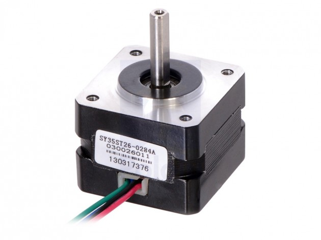 Stepper motor - NEMA 14, 35² mm
