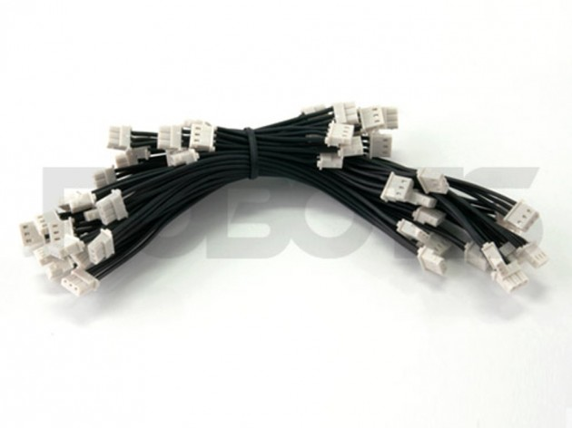Robotis 3P cable set 26 pcs