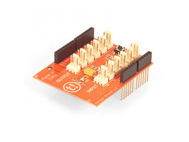 TinkerKit Sensor Shield V2